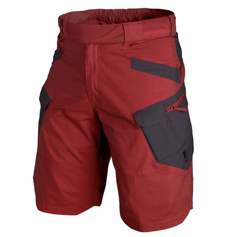 Taktične kratke hlače Helikon-Tex UTL ripstop - rdeče