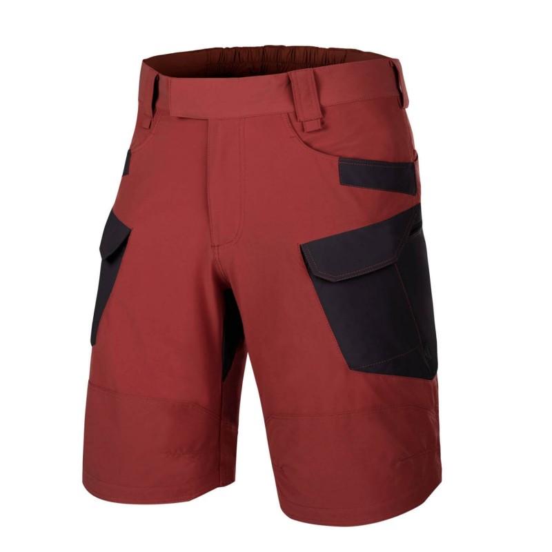 Pohodniške kratke hlače Helikon-Tex OTP - rdeče