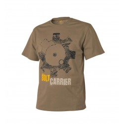 Majica s kratkimi rokavi Helikon-Tex Bolt Carrier - kojot