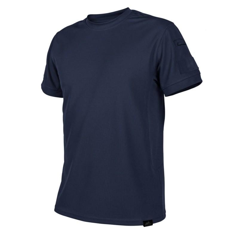 Aktivna majica Helikon-Tex Tactical Topcool Lite - temno modra
