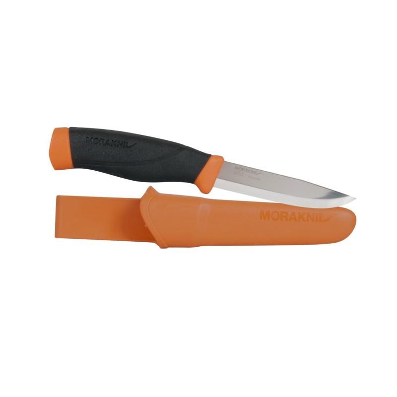 Nož Morakniv Companion HeavyDuty, nerjaveče jeklo - oranžen