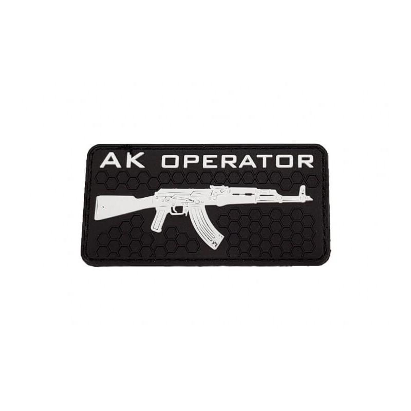 Velcro PVC našitek Polenar Tactical AK Operator