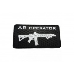 Velcro PVC našitek Polenar Tactical AR Operator