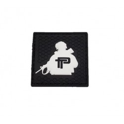 Velcro PVC našitek Polenar Tactical