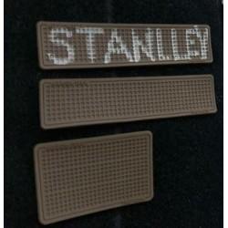 Set PVC našitkov Helikon-Tex Tag Patch 100 x 25 mm