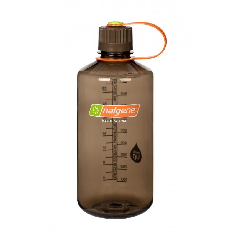 Steklenica za vodo Nalgene Narrow Mouth 1 L - woodsman