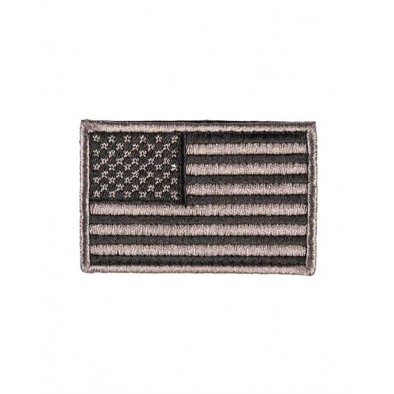 Velcro našitek maskirna ameriška zastava