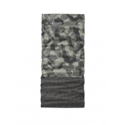 Večnamensko Polartec flis pokrivalo 4Fun - camo grey
