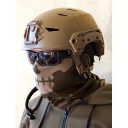 Večnamensko pokrivalo MSM Multi-wrap Skull Mask