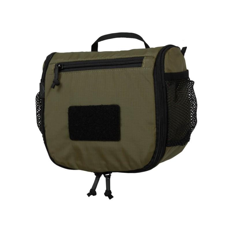 Potovalna toaletna torbica Helikon-Tex - olivno zelena/črna