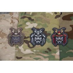 PVC Velcro našitek MSM Samurai Head 1