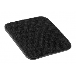 Velcro PVC našitek Black Sheep - velcro