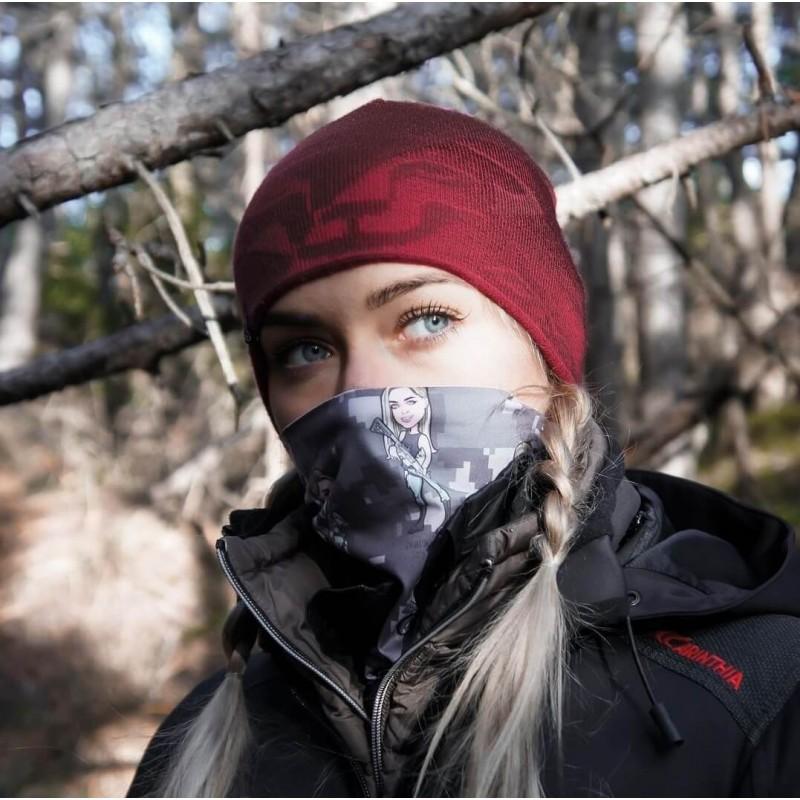 Večnamensko zimsko pokrivalo Ventum Gear Valkyrie