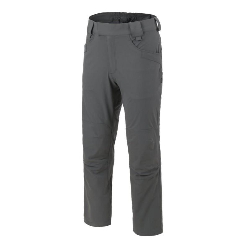 Pohodniške hlače Helikon-Tex Trekking Tactical - VersaStretch - siva