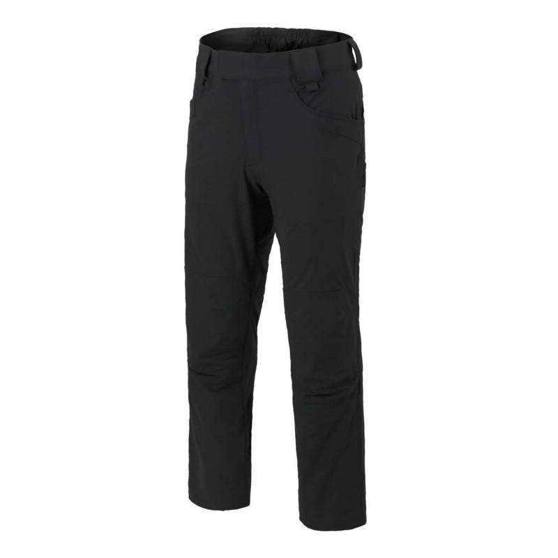 Pohodniške hlače Helikon-Tex Trekking Tactical - VersaStretch - črna