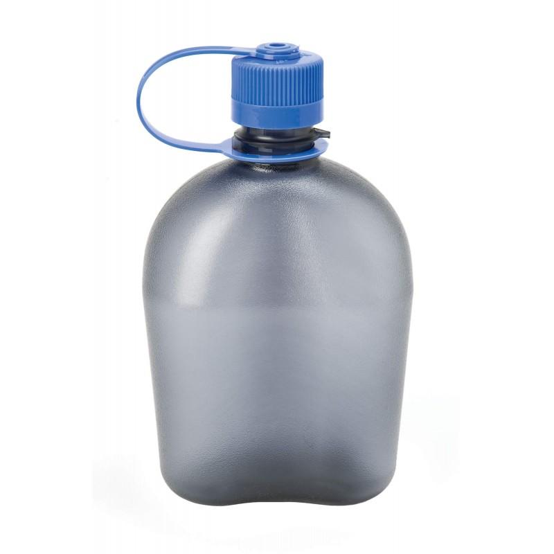 Steklenica za vodo Nalgene Oasis 1 L - siva
