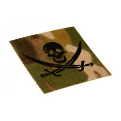 IR velcro našitek Clawgear Pirate (Calico Jack)