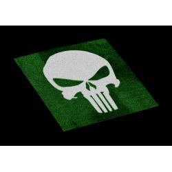 IR velcro našitek Clawgear Punisher