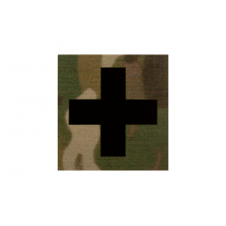IR velcro našitek Clawgear Medic