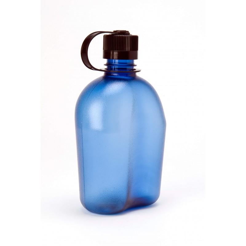 Steklenica za vodo Nalgene Oasis 1 L - modra