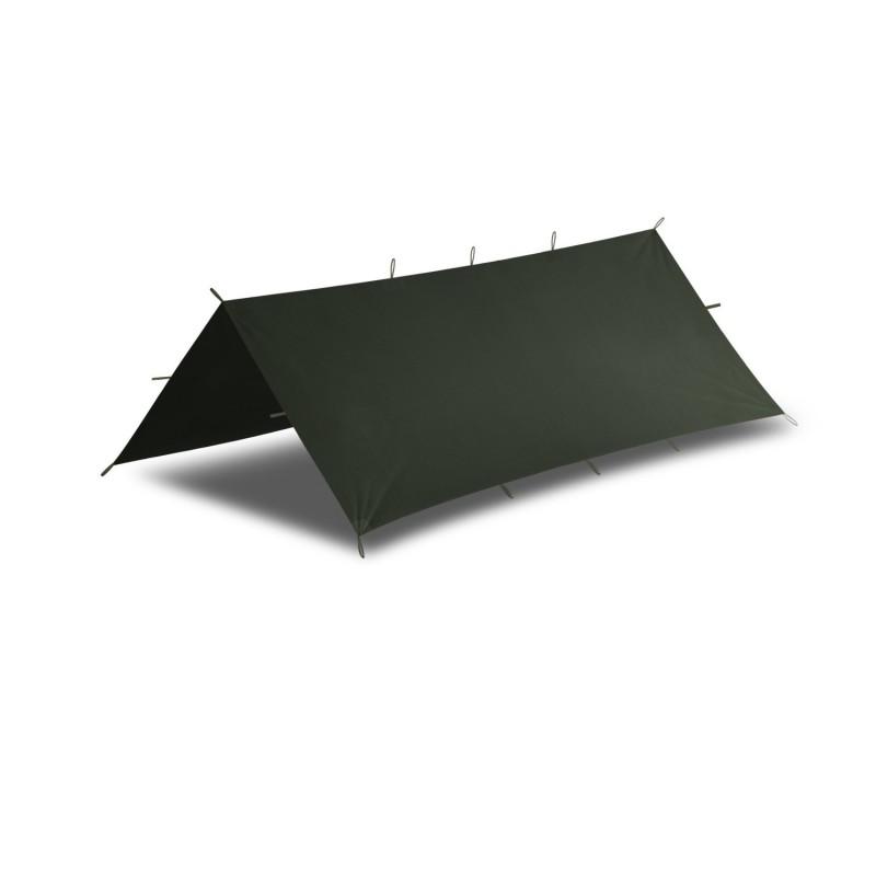 Šotorsko krilo Helikon-Tex Supertarp Small - olivno zelena