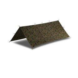 Šotorsko krilo Helikon-Tex Supertarp Small - PL Woodland