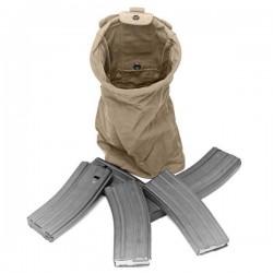 Torbica za prazne nabojnike Warrior Assault Systems Slimline - kojot