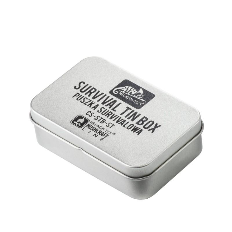 Škatlica za pribor Helikon-Tex Survival Tin Box