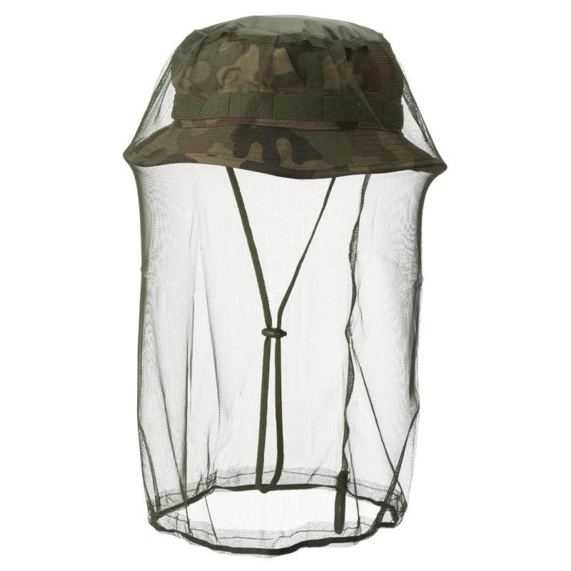 Naglavna mreža proti komarjem Helikon-Tex (pokrivalo ni priloženo)