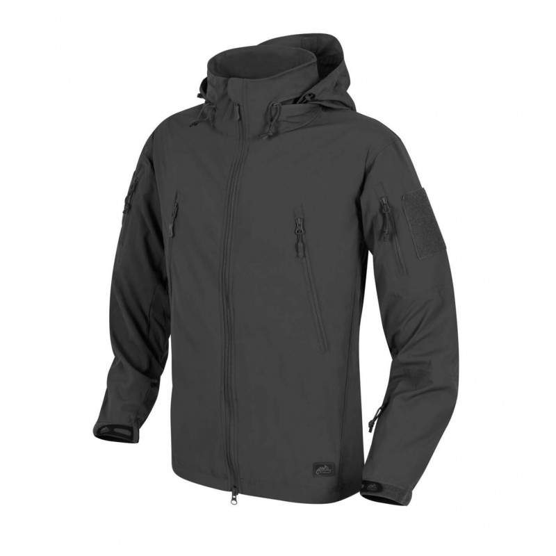 Softshell jakna Helikon-Tex Trooper - črna