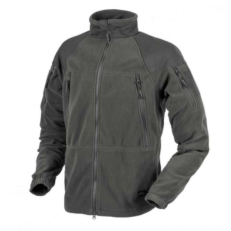 Flis jakna Helikon-Tex Stratus - taiga green