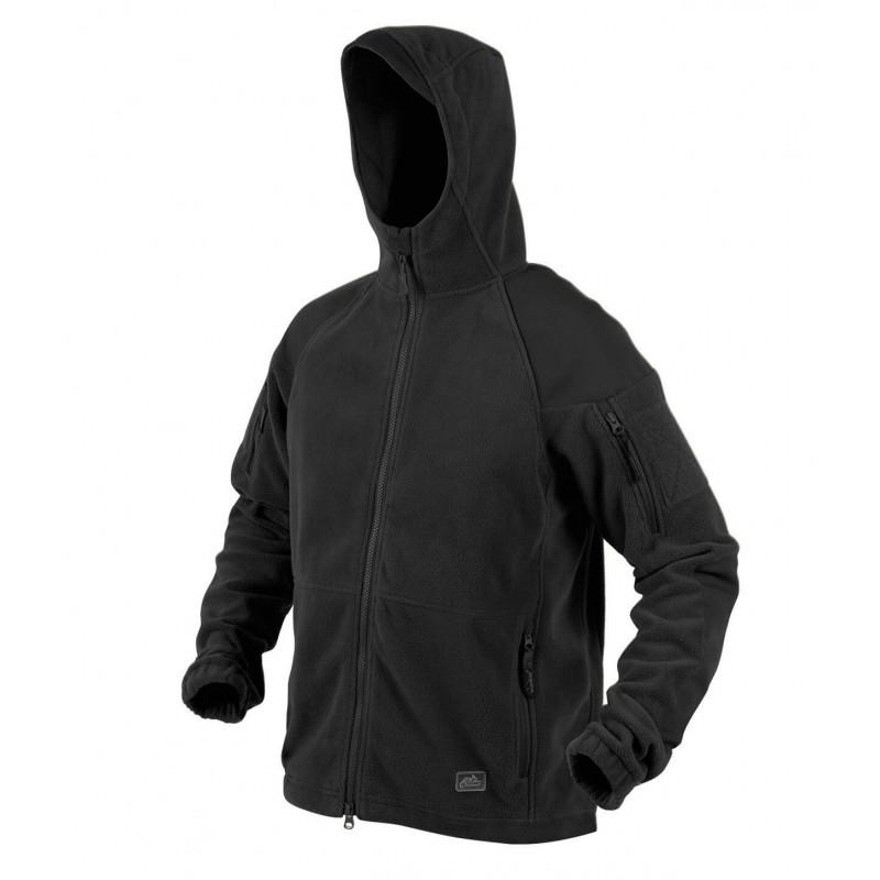 Flis jakna Helikon-Tex Cumulus - črna
