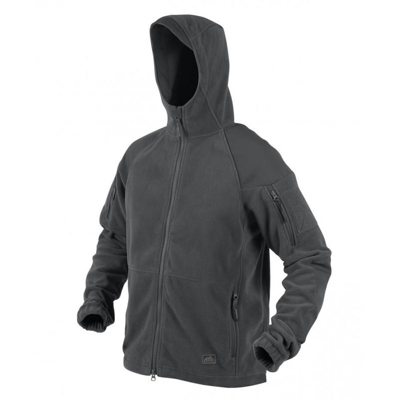 Flis jakna Helikon-Tex Cumulus - siva