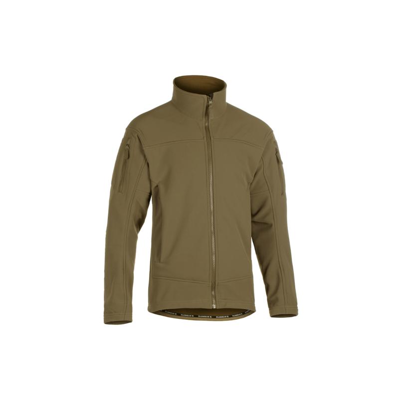 Softshell jakna Clawgear Audax - Adaptive green