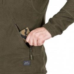 Flis jakna Helikon-Tex Alpha Tactical - podrobnosti
