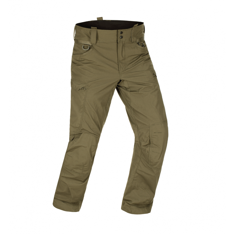 Vojaške hlače Clawgear Operator - olivno zelene