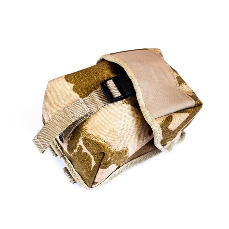 Večnamenska torbica britanske vojske IFAK, surplus - DPM desert