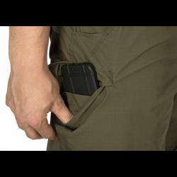Taktične hlače Clawgear Defiant Flex - olivno zelena