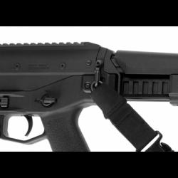 Dvotočkovni pas za puško Clawgear QA Snap Hook