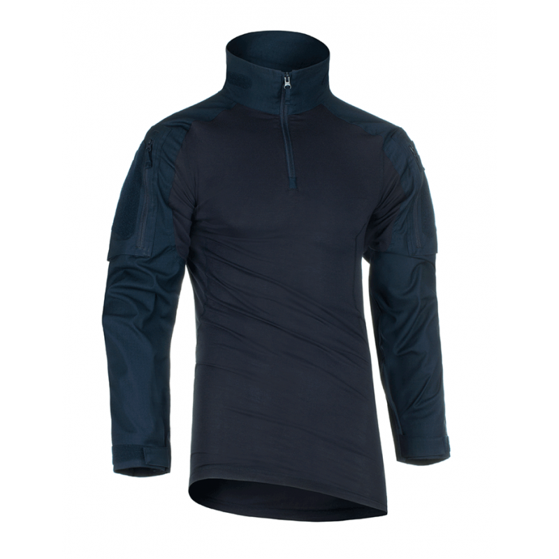 Bojna srajca Clawgear Operator combat shirt - temno modra