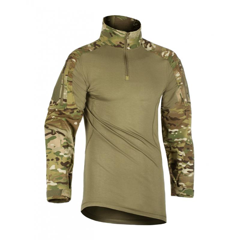 Bojna srajca Clawgear Operator combat shirt - MultiCam
