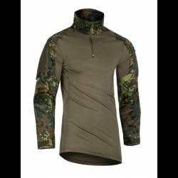 Bojna srajca Clawgear Operator combat shirt - Flecktarn