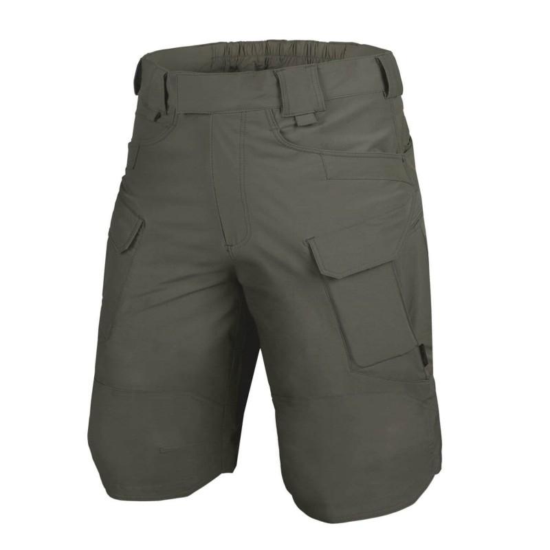 Pohodniške kratke hlače Helikon-Tex OTP - temno zelene
