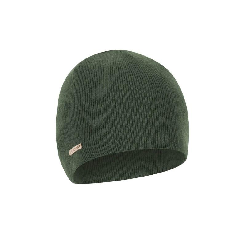 Kapa Helikon-Tex Merino Urban Beanie - olivno zelena