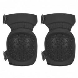 Taktični kolenčniki AltaContour 360 Vibram AltaLok - črni