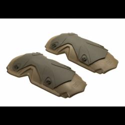 Notranji taktični kolenčniki Clawgear D3O Trust HP - kojot