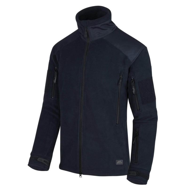 Flis jakna Helikon-Tex Liberty - temno modra