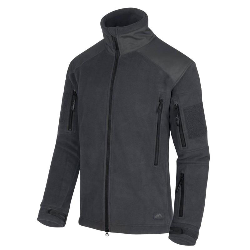 Flis jakna Helikon-Tex Liberty - temno siva
