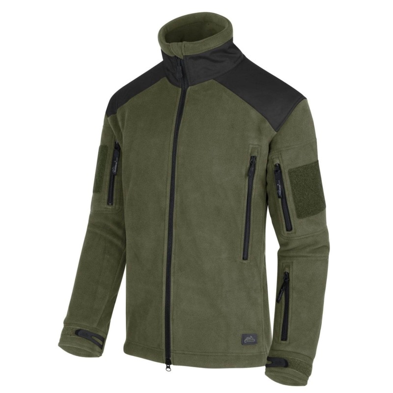 Flis jakna Helikon-Tex Liberty - olivno zelena