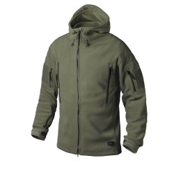 Flis jakna Helikon-Tex Patriot - olivno zelena